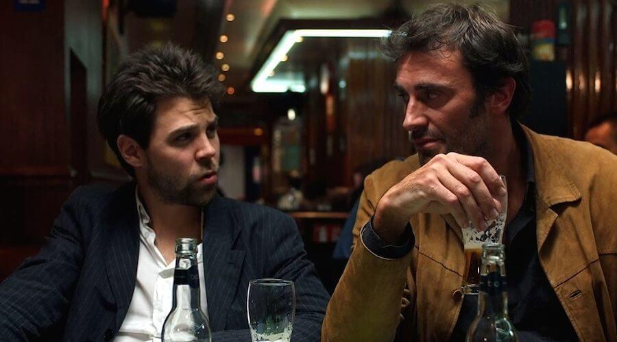 les princes de la nuit Patrick LEVY NEW DAY FILMS